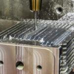 Lavorazione su alluminio.