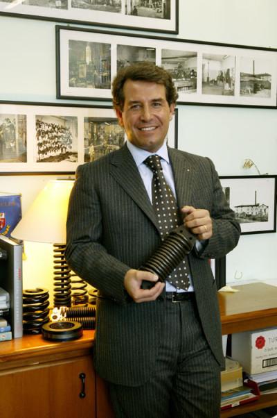 Emilio Longoni -Mollificio Lombardo