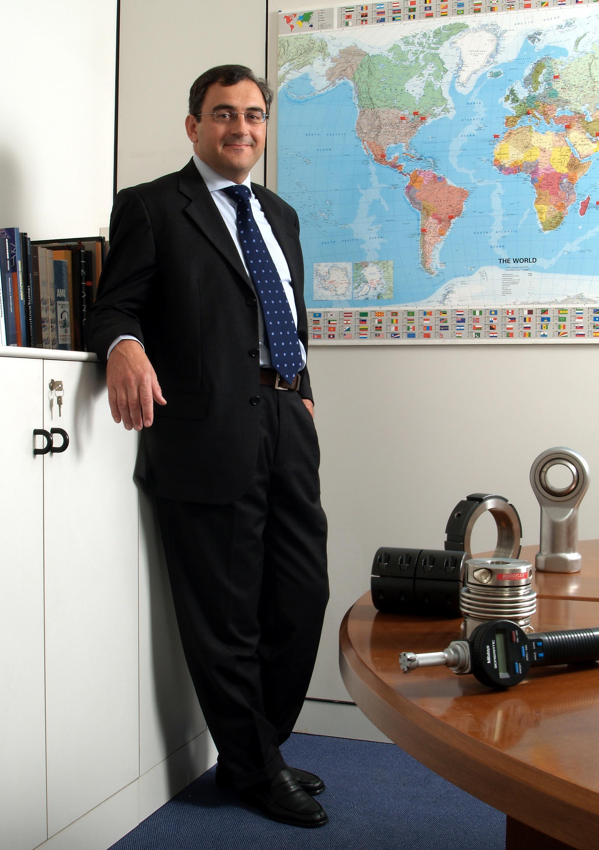 René Rais, direttore commerciale