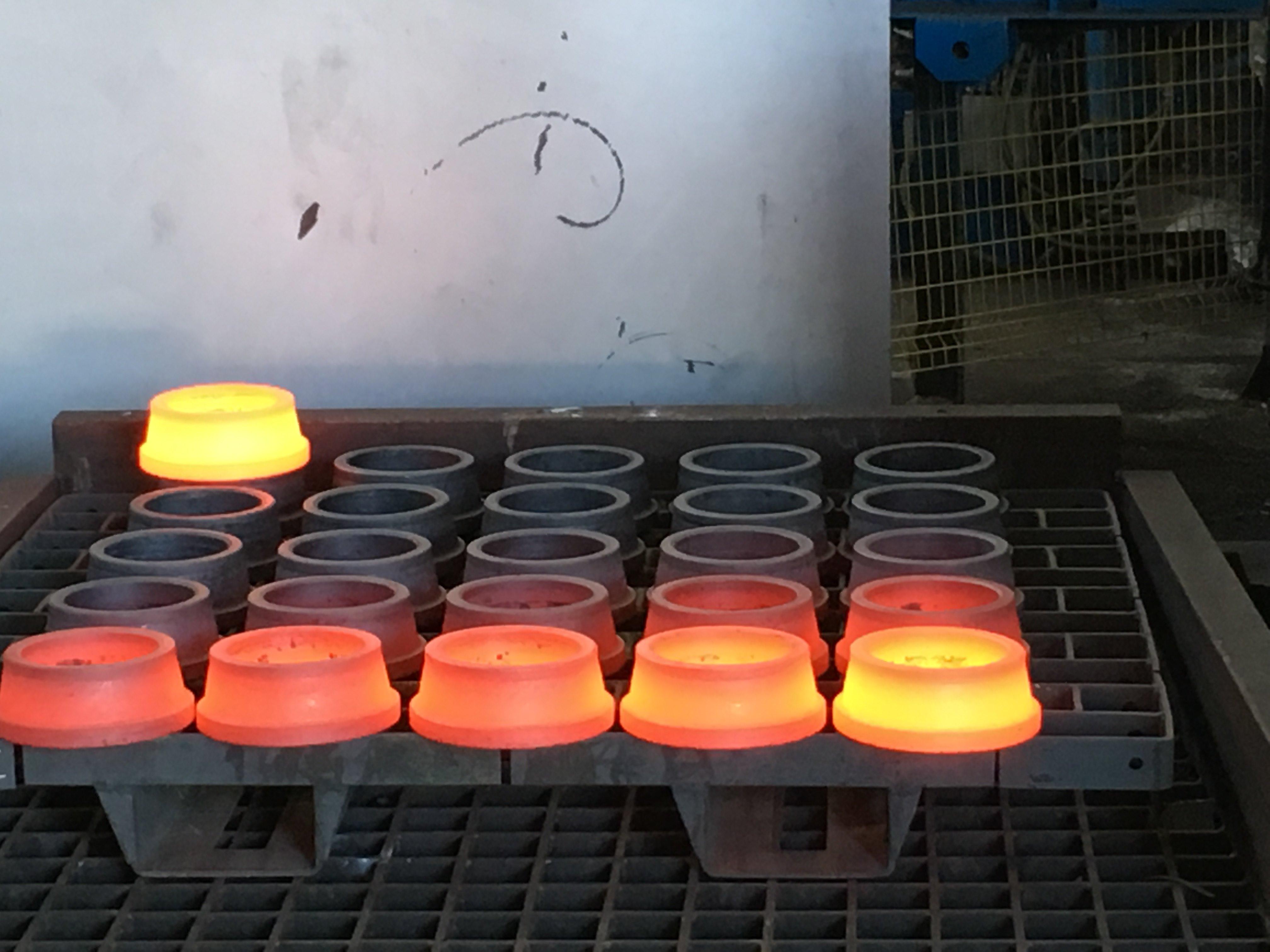 stampaggio acciaio