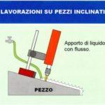 tap remover tr100 - pezzo inclinato