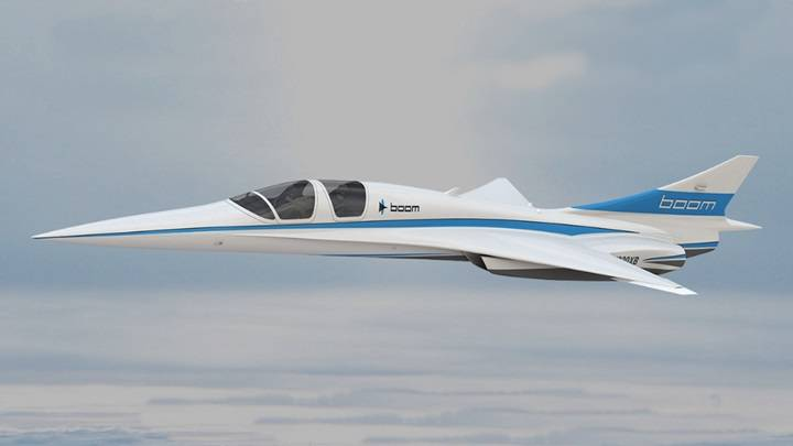 boom supersonic xb-1