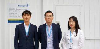 team ensinger korea ltd