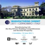 Manufacturing Summit 2017, Cernobbio 7-8 giugno