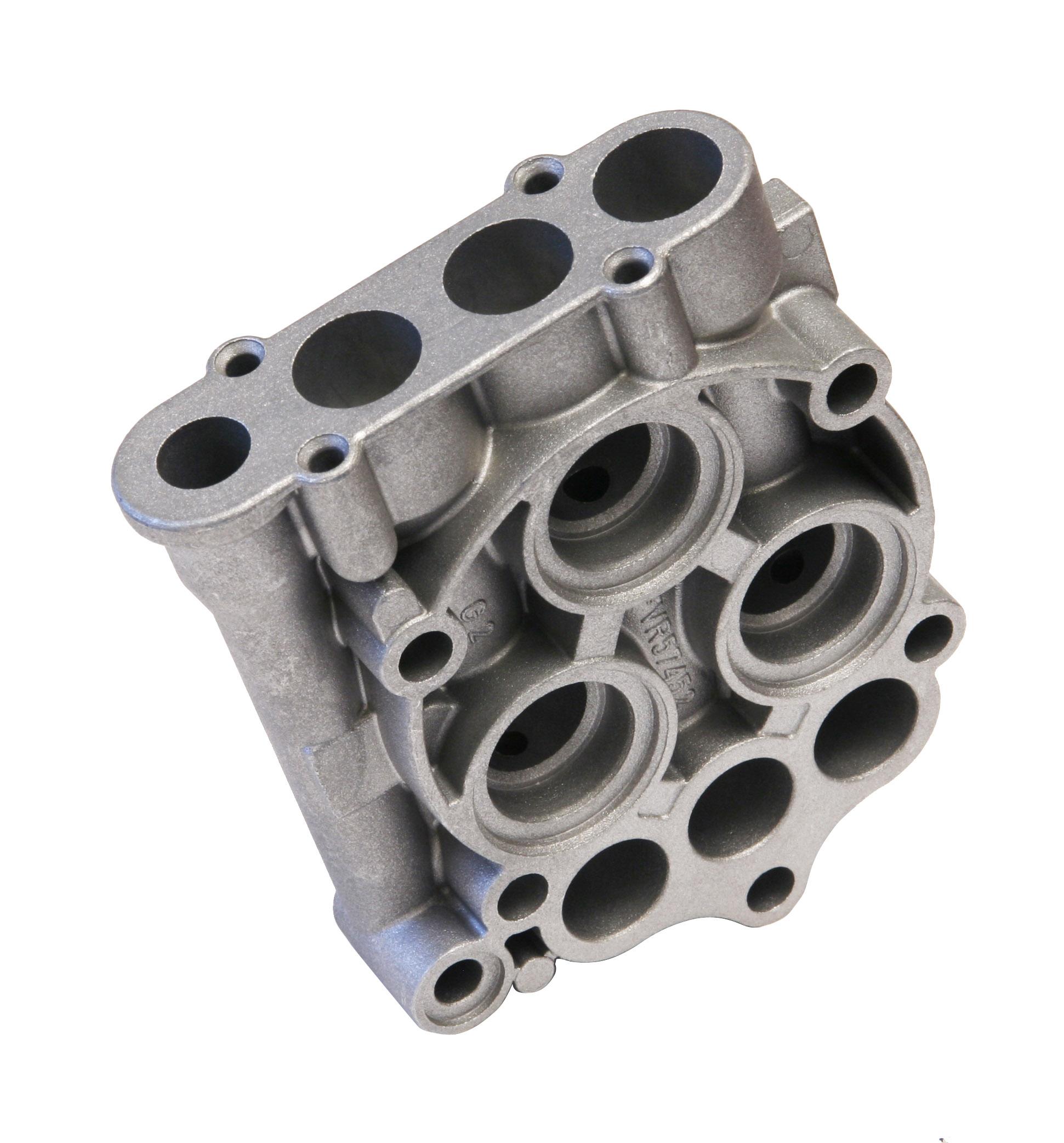 pressofusione in alluminio garmetal