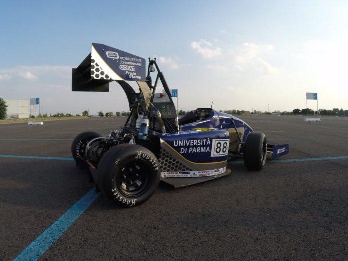 UniPR Racing Team e Heidenhain italia