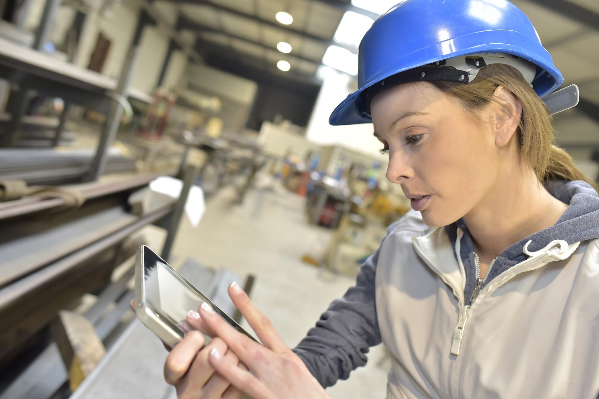 occupazione femminile in industria