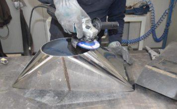 g&B Inox lavorazione acciaio