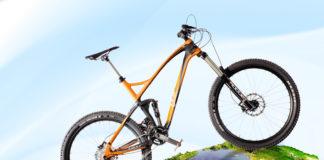 igus bike: mountain bike igus con cuscinetti iglidur
